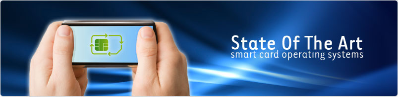 Smart card application solutions: USIM - Logos Smart Card